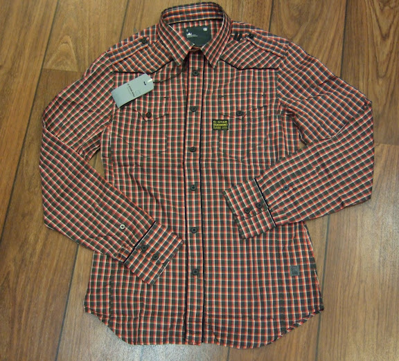 G-star skjorta 1049 kr
