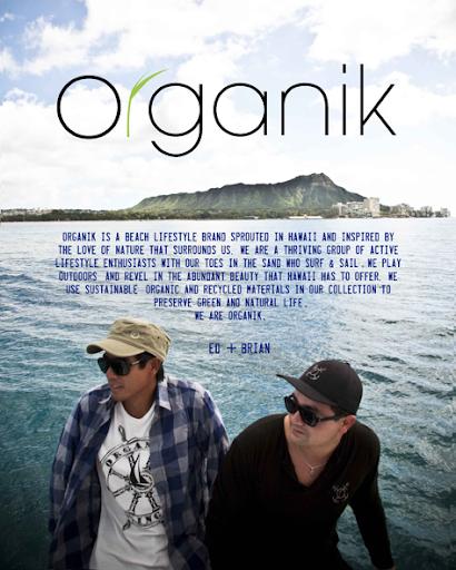 Organik founders