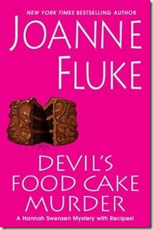 13 - Devil's Food Cake Murder