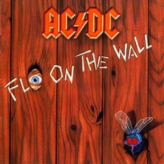 Fly On The Wall - 1985