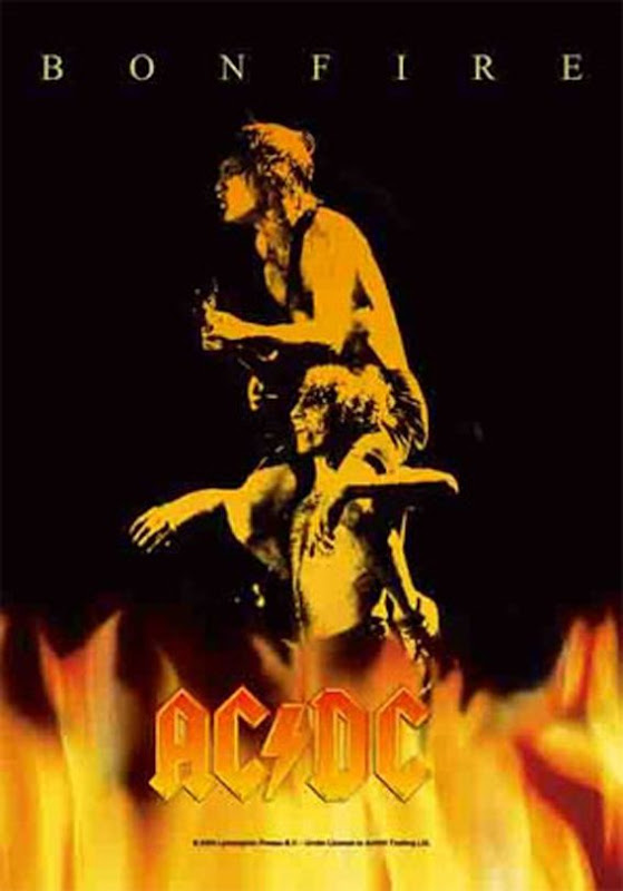 Bonfire - Compilation Bon Scott Times - 1997