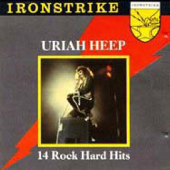 Ironstrike - 14 Rock Hard Hits - 1989