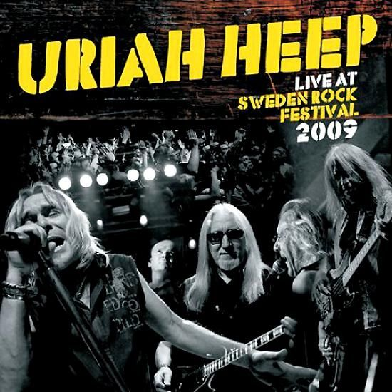 Live At Sweden Rock Festival 2009-2010