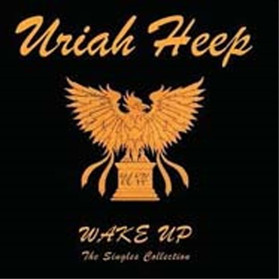 Uriah Heep: Wake Up - The Singles Collection – 6 CD's / 6x7