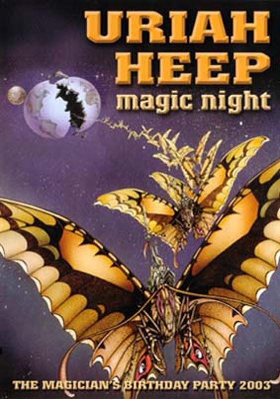 Uriah Heep: Magic Night 2004 - Video DVD
