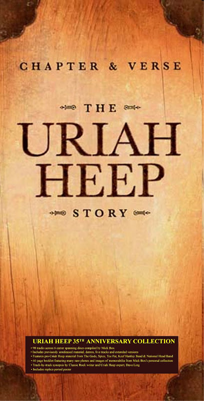 Chapter & Verse - The Uriah Heep Story - 2005