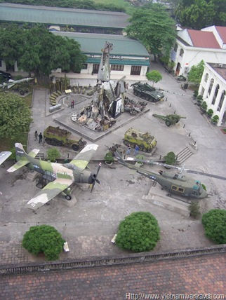 The Vietnam Military History Museum Hanoi  (4)