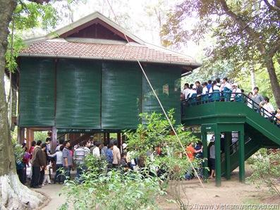 Ho Chi Minh Stilt House Exterior (3)