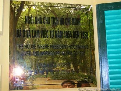 Ho Chi Minh's House (2)