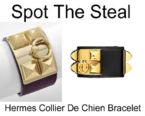 Spot The Steal Hermes Cuff Bracelet
