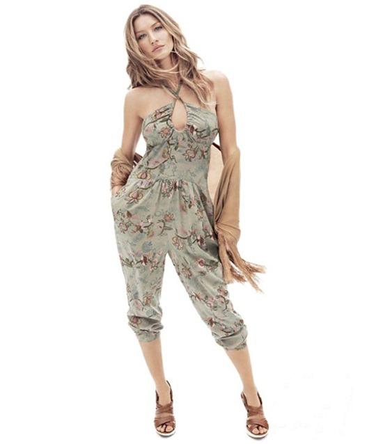 Floral-Jumpsuit-Gisele-H&M