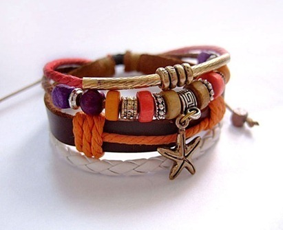 Fall-Leather-Bracelet