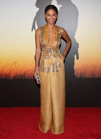 joy bryant missoni