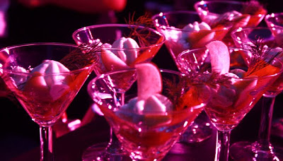 Cocktails at the Madrid Fusion food festival