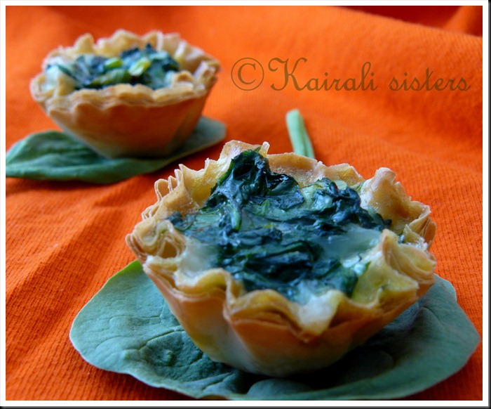 spinach quich