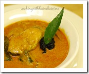 AYALA/MACKEREL CURRY
