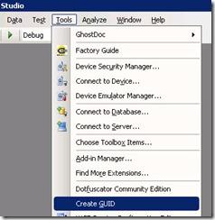 CreateGuid