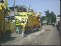 Kampanye Golkar Di Kepanjeng, Malang (2)