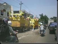 Kampanye Golkar Di Kepanjeng, Malang (1)