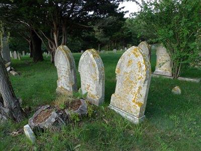 PJ Gravestones