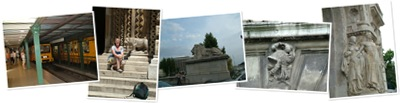 View Budapest - Statues & Stuff