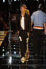 MENSWEAR  Spring 2006 Dolce_and_Gabbana_ Milano 28 to 30 of june 2005