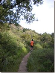 OC Trail Run single track