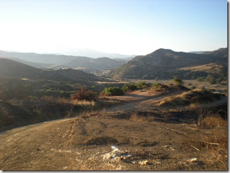 Irvine Ranch and Santiago Creek