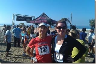 Playa del Run- Malibu