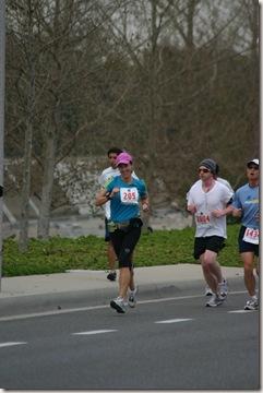 Lisa half marathon 2