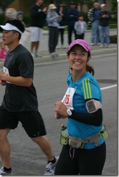 Lisa half marathon 4
