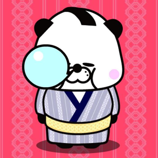 相撲パンダ ライブ壁紙 個人化 App LOGO-APP試玩
