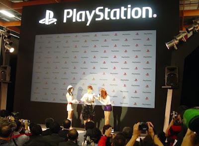 [Event]09′台北電玩展:新力PlayStation展場記實!