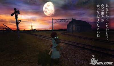 [Wii]ACG風格濃厚的孤獨旅程:《末世巡禮-再見了月之廢墟》試玩心得!