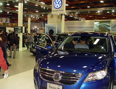 [Event] 2010台北車展現場記實:Volkswagen、Land Rover、M.Benz篇