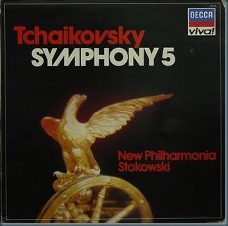 TchaikovskyS5Stokowsky