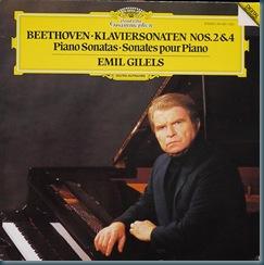 BeethovenPS2Gilels