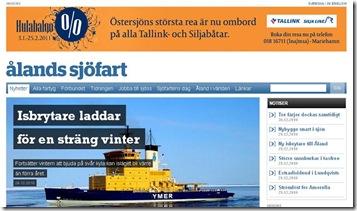 Ålands sjöfart