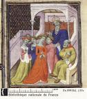 1380s manuscript, Paris, folio 153v
