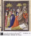1380s manuscript, Paris, folio 125