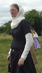 A cotehardie and kirtle outfit