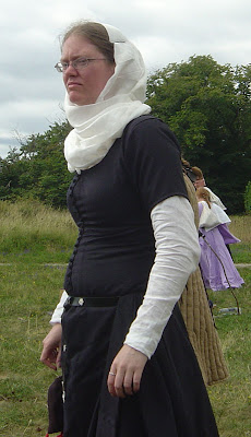 The outfit with a veil - Visby 05