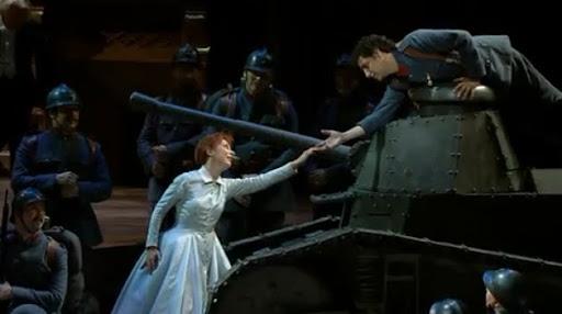 la fille du regiment dessay florez Gaetano donizetti la fille du régiment natalie dessay, juan diego florez, felicity palmer, alessandro corbelli, dawn french the orchestra of the royal opera house.