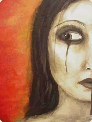 Sadness. Evelina Sjöstedt