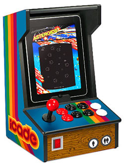 iPad iCade