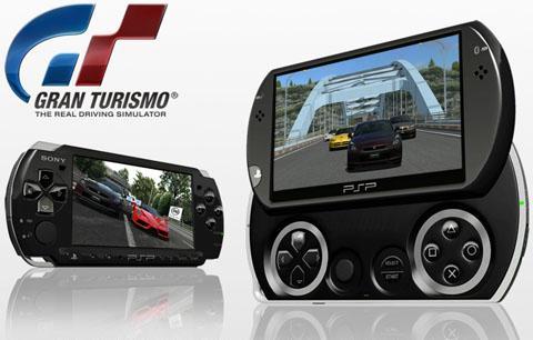PSP Gran Turismo