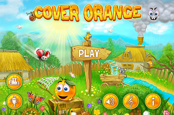 Cover Orange