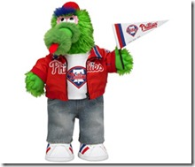 philly phanatic toy