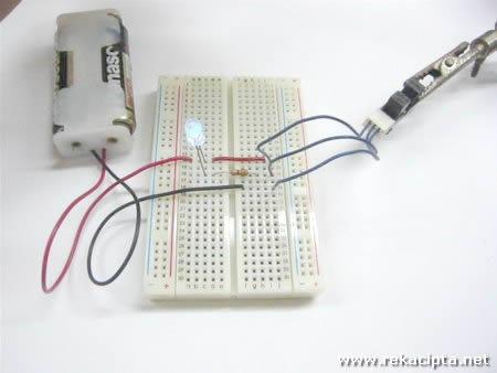 Rekacipta.net - litar asas photo interrupter