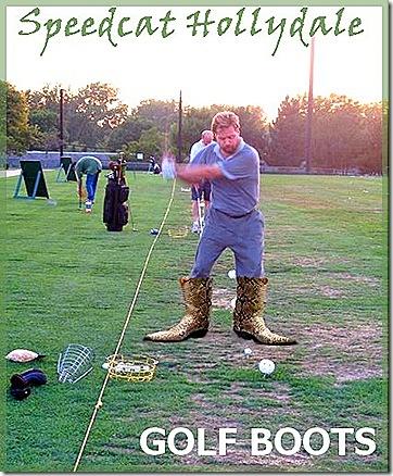 speedy Golf Boots